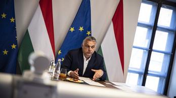 Orbán Viktor a védettségi igazolásokról tárgyalt az Európai Tanács elnökével