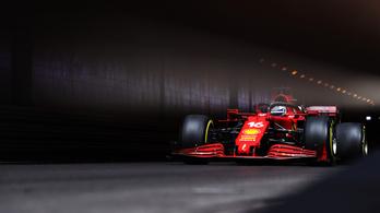 Kettős Ferrari-siker a monacói szabadedzésen