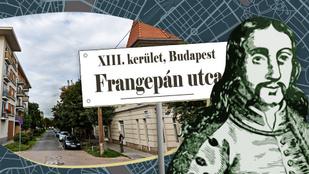 Legendás család nevét viseli az egykori angyalföldi gyárnegyed utcája