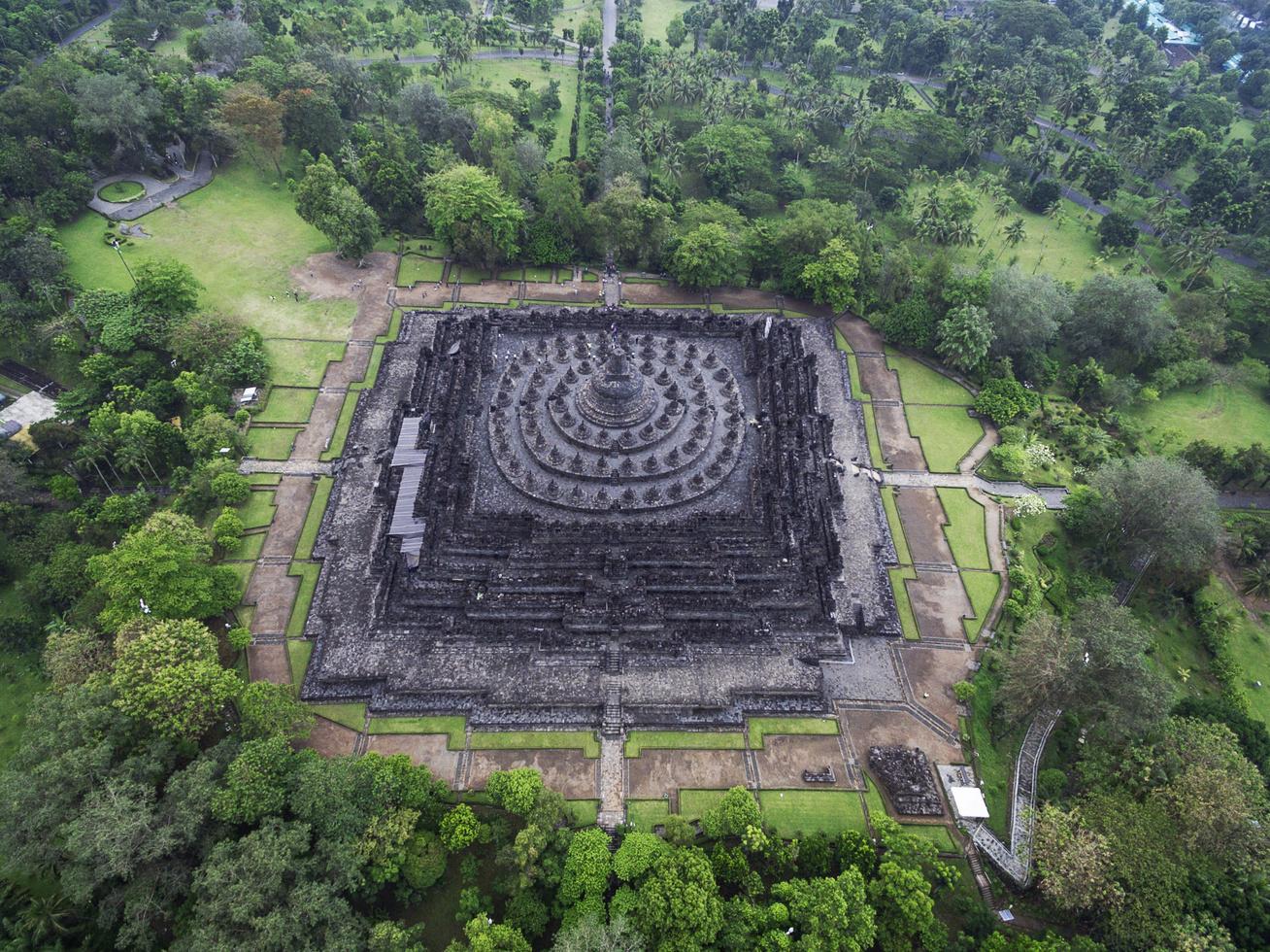 borobudur templom