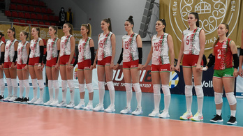 Vállalható csoportba kerültek a magyar röplabdás lányok az Európa-bajnokságon