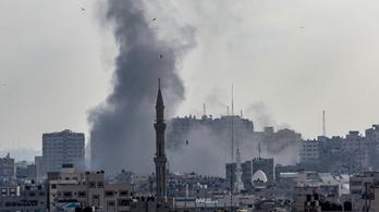 Tűzszünetben állapodott meg Izrael és a Hamász