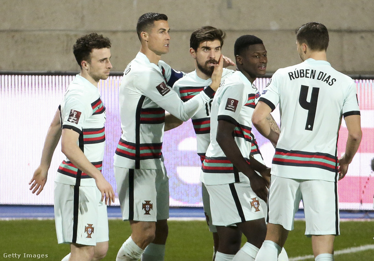 Ronaldóék gólöröme a Luxemburg elleni vb-selejtezőn
