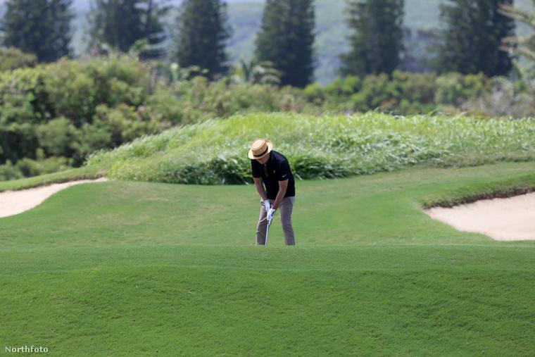 Ebben a galériában egy golfozó hírességről láthat néhány fotót