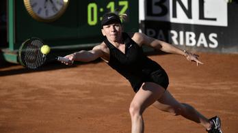 Simona Halep kihagyja a Roland Garrost