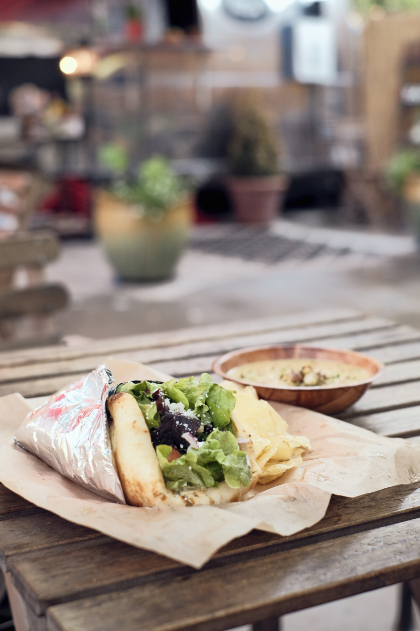 street food álló ok