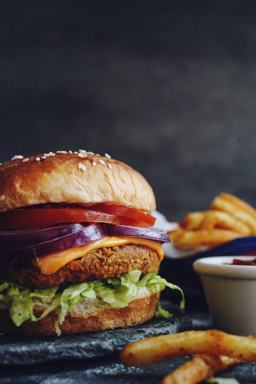 hamburger álló ok