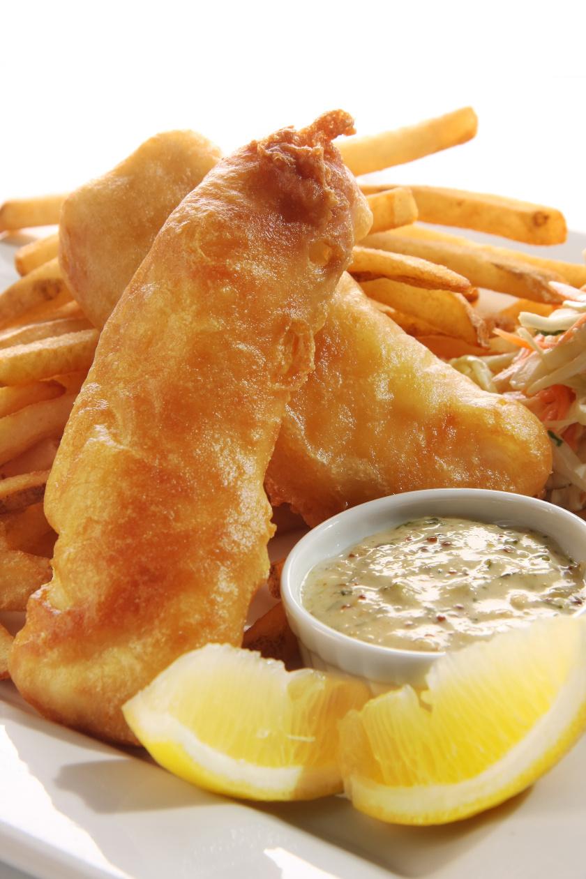 fish and chips álló1 ok