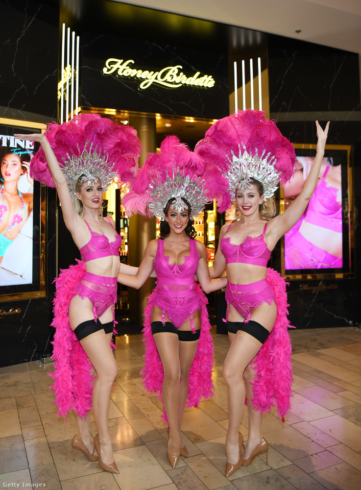 A Honey Birdette egy amerikai luxusfehérnemű-márka, ami azzal hirdeti magát, hogy a náluk kapható darabokat nők készítik, nőknek