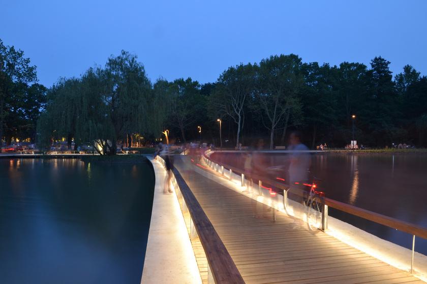 békás-tó