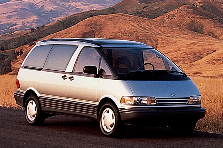 1993-Toyota-Previa