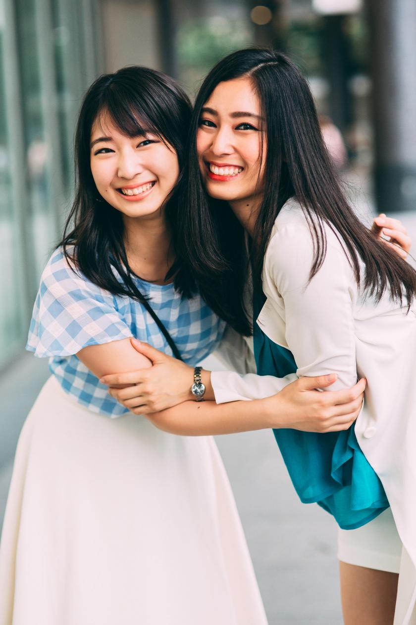 japán lányok