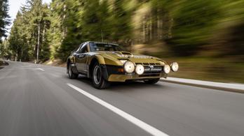 40 év után újra meghajtotta a 924 Carrera GTS-t Walter Röhrl
