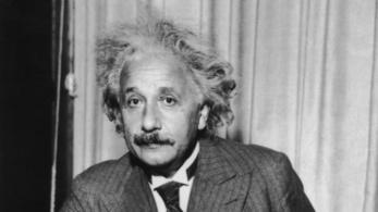 Rengeteget fizettek Einstein forradalmi képletéért