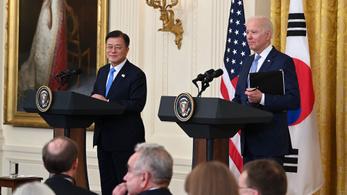 Nincsenek illúziói, de kész találkozni Kim Dzsongunnal Joe Biden