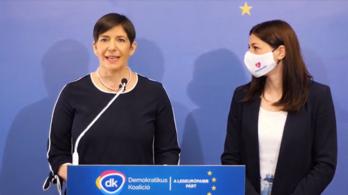 Választási megállapodást kötött a DK és a Magyar Liberális Párt