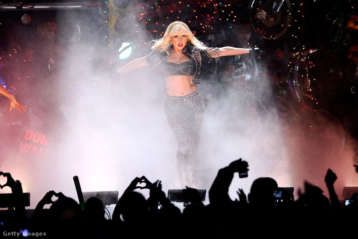 Lady Gaga 2011-ben