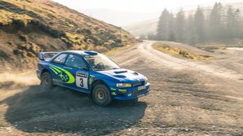 Ennél eredetibb Subaru Impreza WRC nem létezik