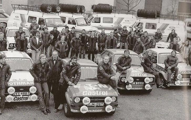 Forrás: Rally service vans FB-csoport