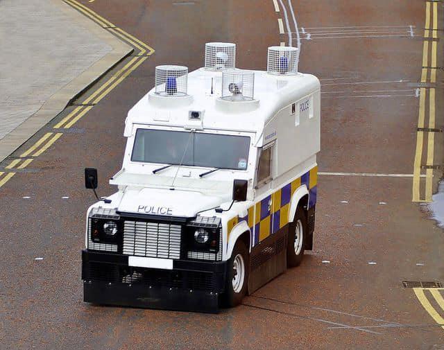 Forrás: Old UK Police Cars FB-csoport