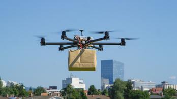 Veszélyhelyzetben és házhoz szállításra használnák a drónokat a magyarok