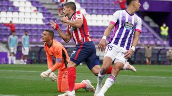 Az Atlético újra fordított, és megnyerte a spanyol bajnokságot