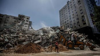Nagyon feszült a helyzet Izrael és a Hamász között