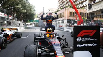 Elbukott a Mercedes és Leclerc is: Verstappen nyert a hercegségben