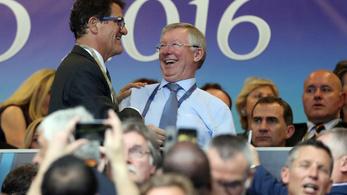 Capello szerint Ferguson és Wenger is megbukott volna Olaszországban