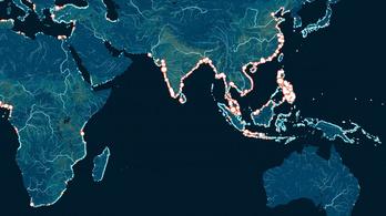 Interaktív térképen mutatjuk a világ legszennyezőbb folyóit