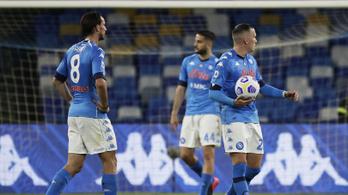 A Napoli jött ki vesztesen a Serie A thrillerbe illő végjátékából