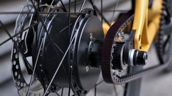 Zölddíjat nyert a 3D nyomtatott elektromos kerékpár