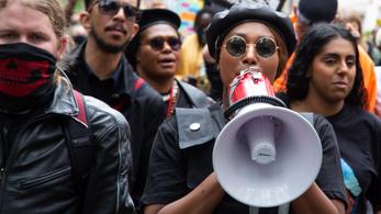 Fejbe lőtték a Black Lives Matter vezető aktivistáját Londonban