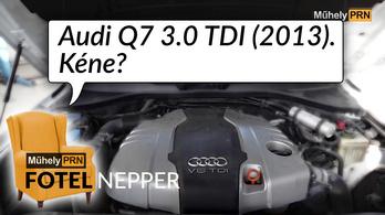 Fotelnepper: Audi Q7 (4L) 3.0 V6 TDI - 2013.