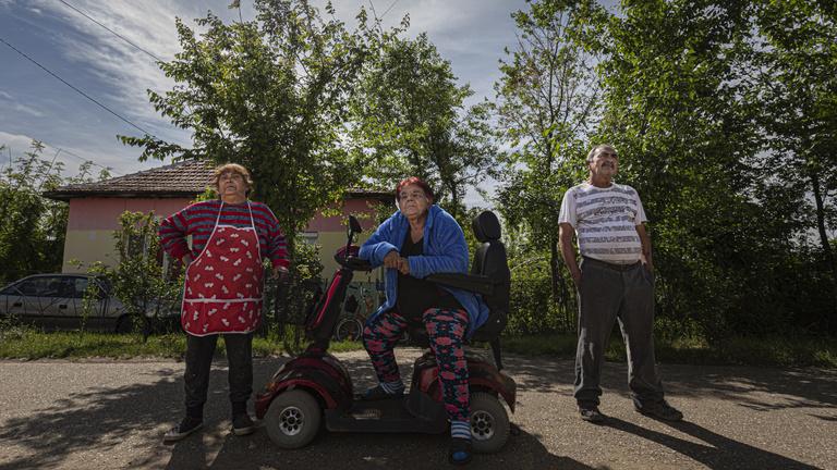 Tombol az oltásellenesség a tiszaburai romák körében