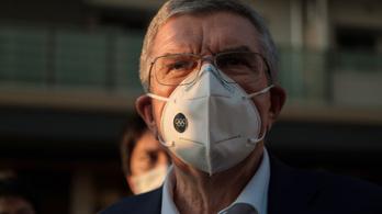 Forrnak az indulatok Japánban a NOB-elnök kijelentése miatt