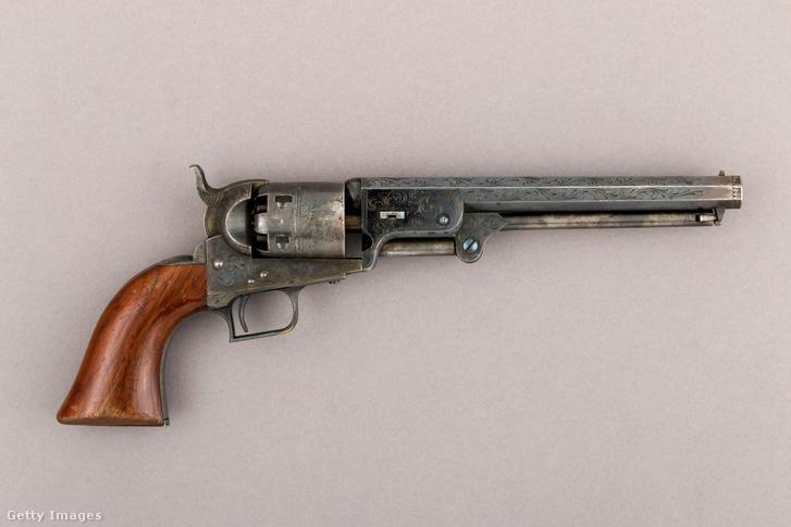 A Colt egyik 1851-es modellje