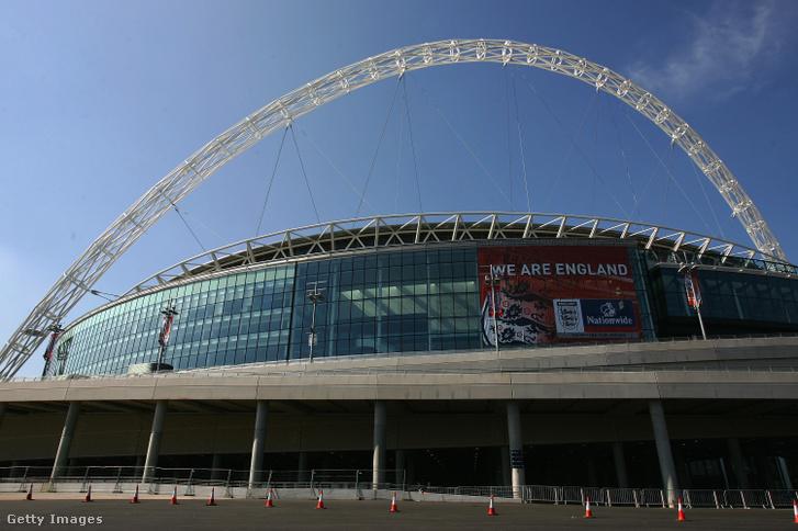 Az Európa-bajnokság lényegi része a londoni Wembley-ben dől el