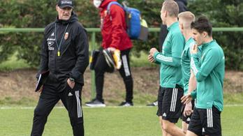 Megérkezett a magyar labdarúgó-válogatott az ausztriai edzőtáborba