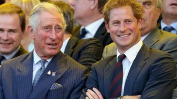 Nincs béke a királyi családban, kitagadhatják Harry herceget