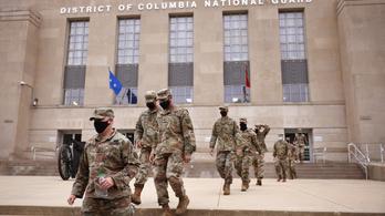 Már nem őrzi a Capitoliumot a Nemzeti Gárda