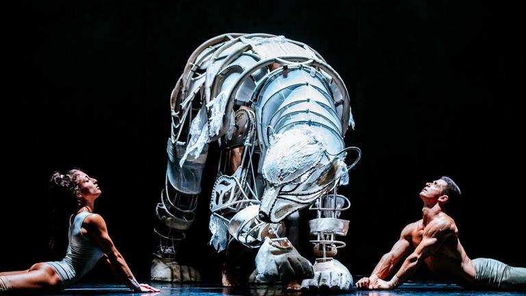 Van ez az állat, mitikus lény, avagy magyar művészeken ámultak az osztrákok