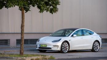 Olcsóbb lett Magyarországon a Tesla belépőmodellje