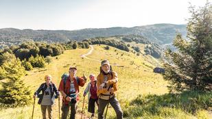 Állj fel és menj ki a szabadba! – Így érdemes túrázni