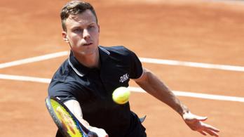 Fucsovics Márton: A Garrosra még összeszedem magam