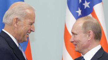 Putyin elfogadta Biden meghívását, jön az amerikai–orosz csúcstalálkozó