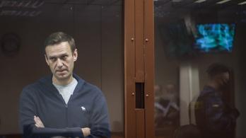 Már megint indult egy büntetőeljárás Alekszej Navalnij ellen
