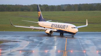 Szijjártó Péter szerint elfogadhatatlan a Ryanair-gép földre kényszerítése