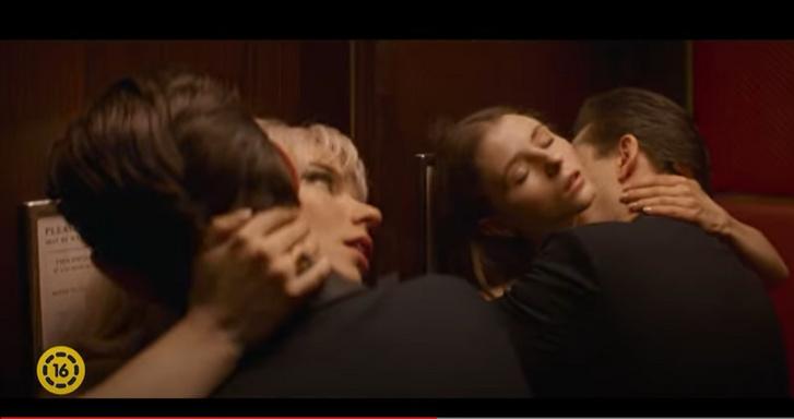 Egy jelenet az Utolsó éjszaka a Sohóban című filmből.