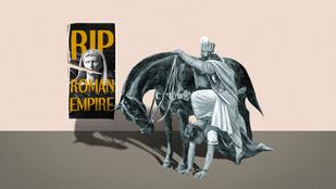 Zsámolyként használta, majd élve megnyúzatta a római császárt a perzsa uralkodó
